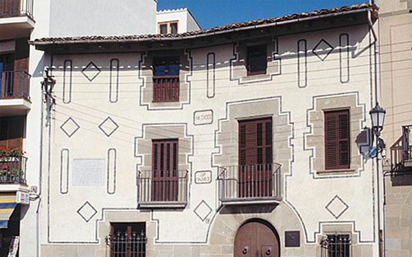 Casa Museu Enric Prat de la Riba Castellterçol