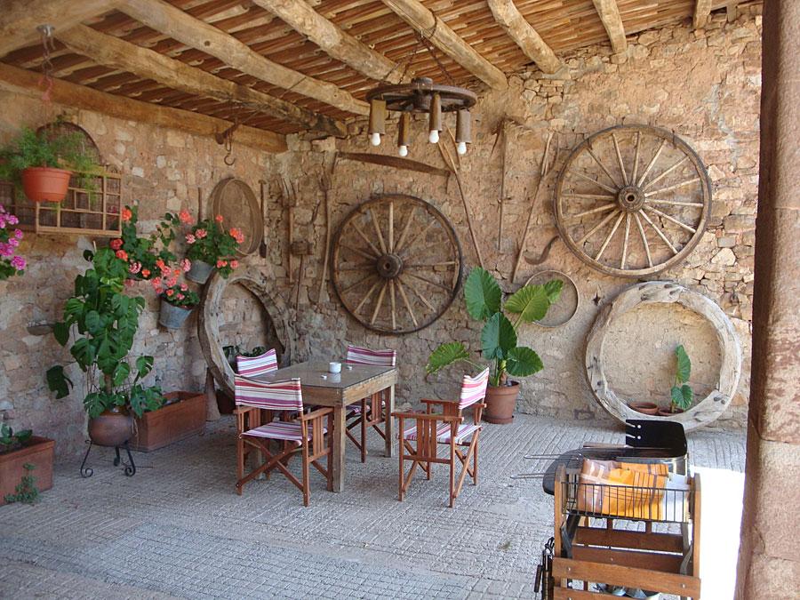 Barbacoa La Fleca Turisme Rural Moià 6