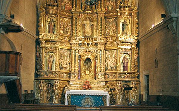 Patrimoni Barroc Església de Santa Maria d'Oló