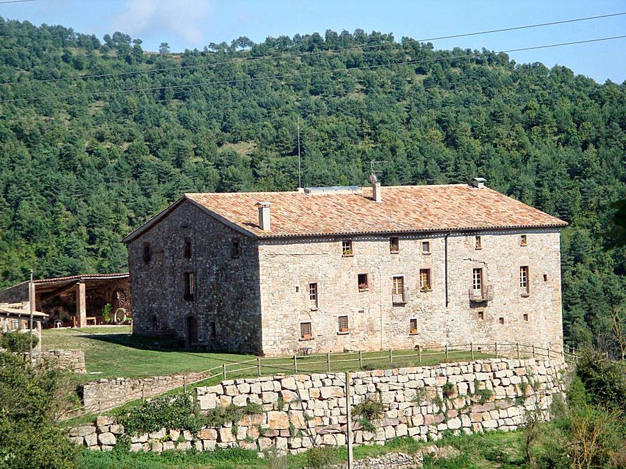 Soler de Terrades Casa Rural Moià