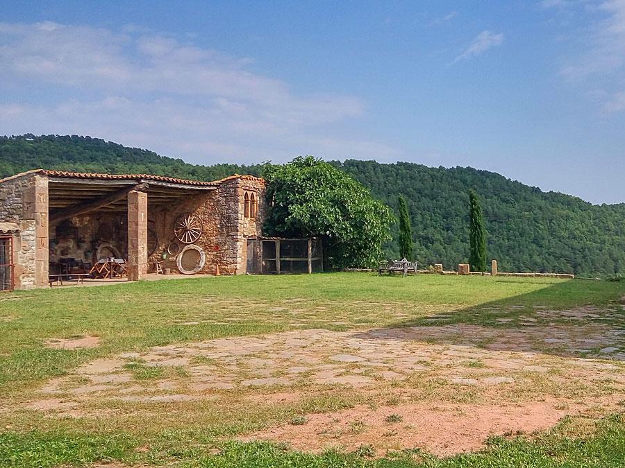 Exteriors Soler de Terrades Turisme Rural